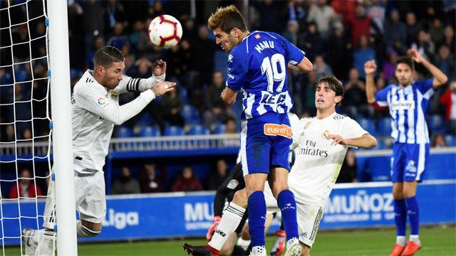 El gol que hundió al Madrid: de córner y en el descuento