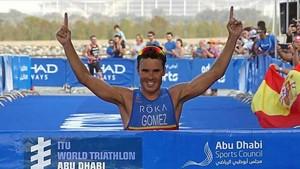Gómez Noya se impuso en el medio Ironman de Nueva Zelanda
