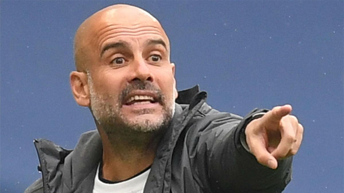 Guardiola, sobre el sorteo: Si pensamos en el siguiente paso, el Rey de la competición nos eliminará
