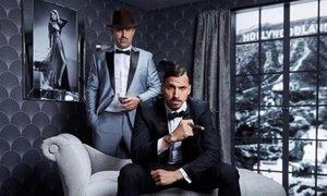¿Y si Ibrahimovic fuese el nuevo James Bond?