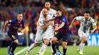 El Inter ha ingresado 5,8 millones de euros por el duelo ante el Barça