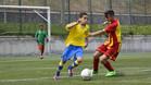 Jeremy Jorge es el mejor jugador de Las Palmas