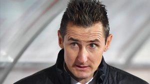 Klose, nuevo técnico asistente del Bayern