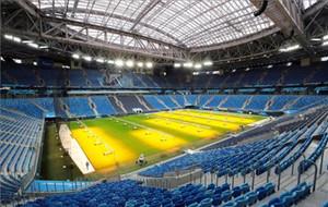 El Krestovski de San Petersburgo ha costado casi 700 millones de euros