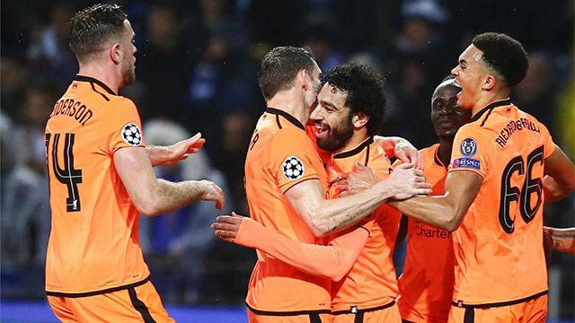 LACHAMPIONS | Oporto-Liverpool (0-5): Golazo de Salah para marcar el 0-2