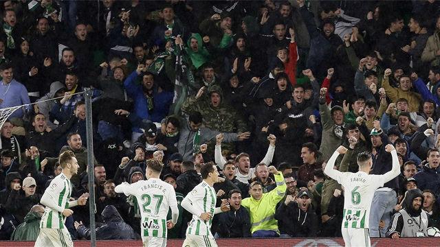 LALIGA   Betis - Espanyol (3-0)