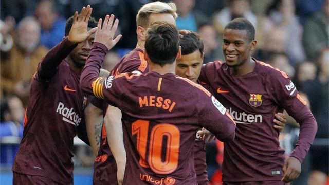 LALIGA | Deportivo - FC Barcelona (2-4): El gol de Coutinho
