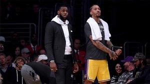 Los Lakers siguen sin poder contar con LeBron