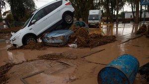 El Málaga-Numancia solidario con las inundaciones