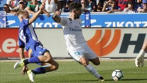 Marco Asensio ya es indiscutible para Zidane