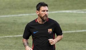 Messi se encuentra con el Barça en Estados Unidos
