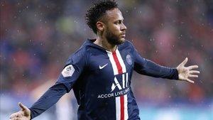 Neymar ha subrayado que lo dará todo por el PSG