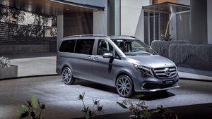 Nuevo Merecedes-Benz Clase V.