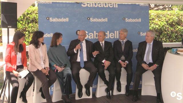 El Open Banc Sabadell presenta el Aces Solidaris