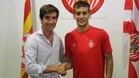 Pere Pons es uno de los jugadores franquicia del Girona