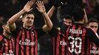 Piatek (izq) y Paquetá, los goleadores vs Cagliari