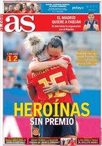 La portada de As del 25 de junio