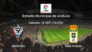 Previa del encuentro: CD Mirandés - Real Oviedo