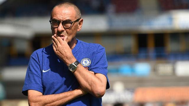 Sarri: Hazard no le ha dicho nada del Madrid