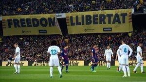 La seguridad condicionará el clásico del Camp Nou