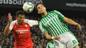 El Sevilla arrastra dos derrotas, un empate y una victoria de cara a su siguiente disputa