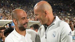 Sigue en directo el Real Madrid - Manchester City (ES)
