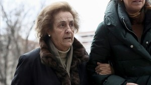 Teresa Rivero. expresidenta del Rayo, a un paso de ser desahuciada