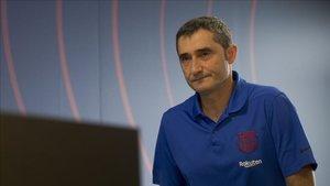 Valverde advirtió del potencial del Valencia