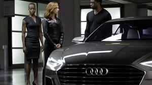 Audi SQ7 en el Capitán América: Civil War