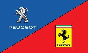 Peugeot y Ferrari salen victoriosos este año.