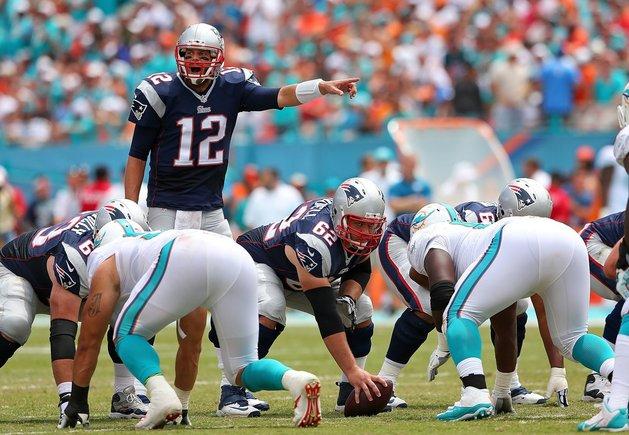 Los Patriots de Tom Brady buscan seguir con el buen inicio ante Miami