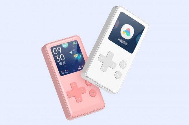 Así es el Xiaomi AI Ping Q: El móvil inspirado en la Game Boy