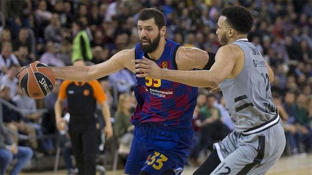 Abrines lideró la versión más sobria de un Barça que ganó sin alardes