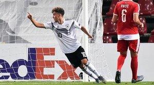 Alemania echó a la Serbia de Jovic del Europeo sub-21