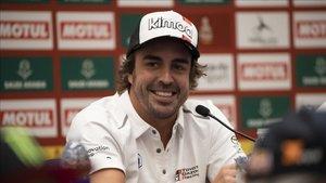 Alonso quiere tomar una decisión a corto plazo