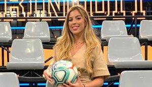 Andrea Borreguero es el nuevo fichaje de El Chiringuito de Jugones