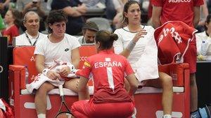 La Armada femenina deberá esperar tras el aplazamiento de las finales
