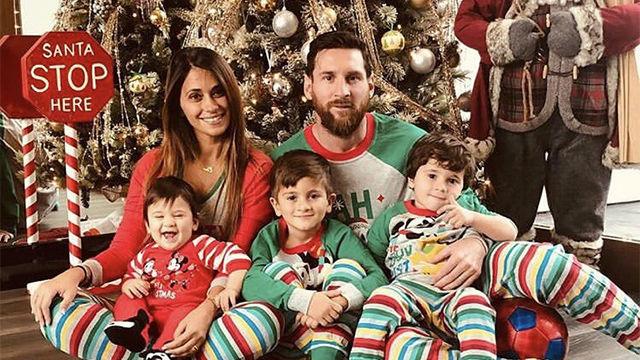 Así han sido las felicitaciones navideñas de los jugadores del FC Barcelona