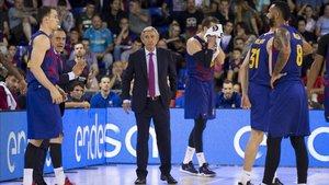 El Barça buscará su tercera victoria en un entorno enrarecido por la situación de Catalunya