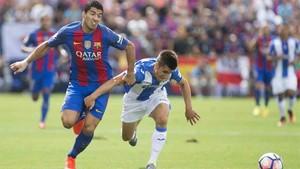 El Barça juega contra el Leganés este fin de semana