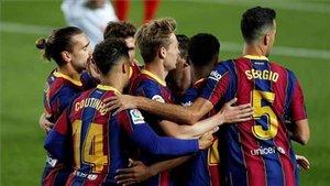 El Barça necesita una victoria para hundir al Madrid