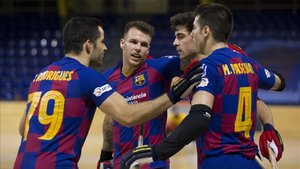 El Barça quiere seguir celebrando triunfos