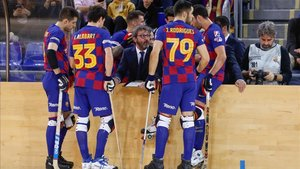 El Barça quiere seguir en la misma dinámica