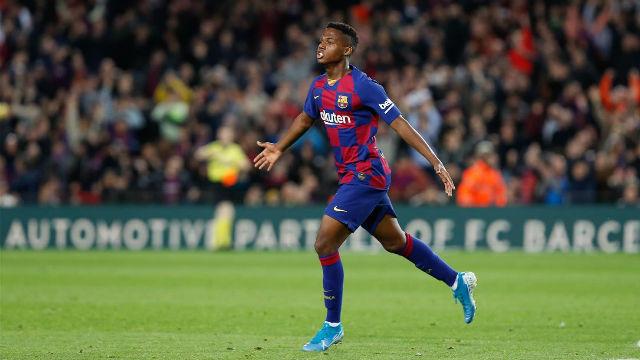 Bartomeu: El Barça no está dispuesto a vender a Ansu Fati