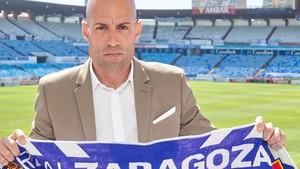 César Láinez, nuevo entrenador del Zaragoza