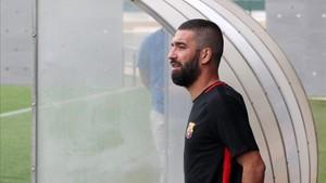 El club considera insuficiente la oferta del Galatasaray