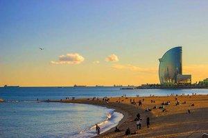 ¿Cómo será el baño en las playas de Barcelona en la Fase 2 de la desescalada?
