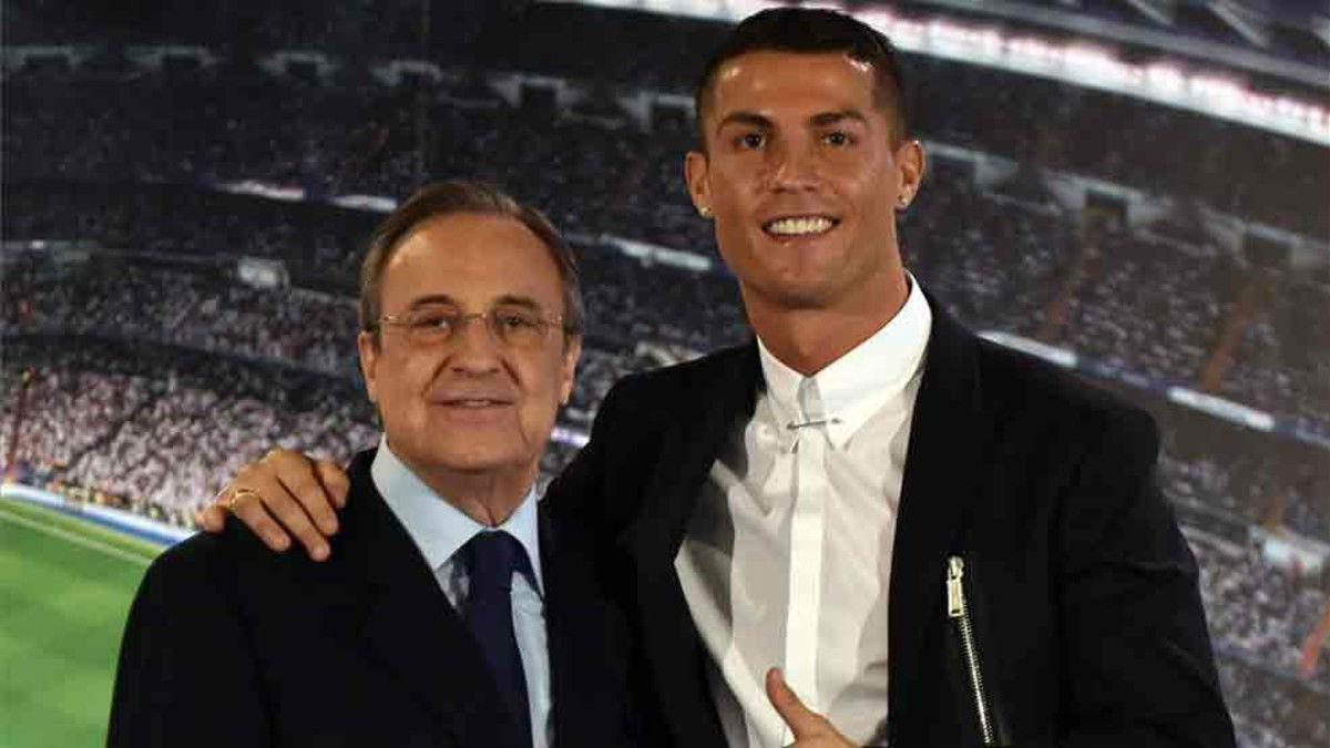 Cristiano Ronaldo habló de su renovación
