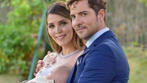 David Bisbal y Rosanna Zanetti anuncian el nacimiento de su nueva hija