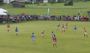 El duelo entre el Stoke City y el TSV 1860 Múnich